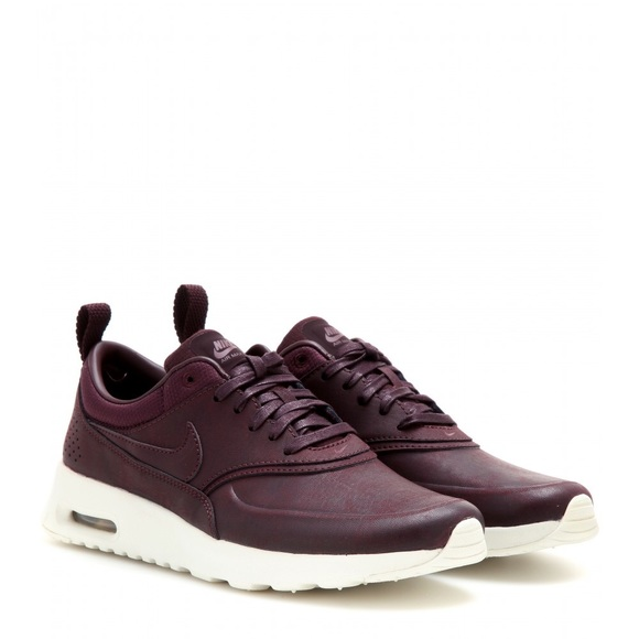 competitive price b7c5a 6a2d0 Nike Air Max Thea Sneakers Walking Running Purple